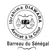 Logo Cabinet d'Avocats Ibrahima DIAWARA